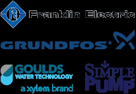 Barnhart Pump Co. water well pump company Colorado authorized dealer logos