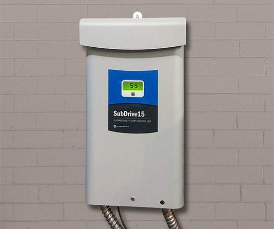 Barnhart Pump Co. water well pump company Colorado constant pressure system