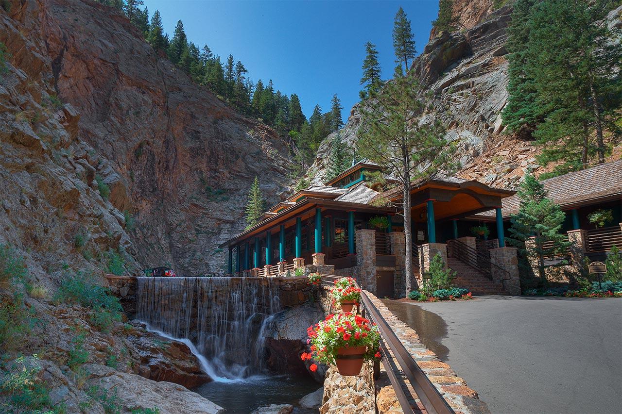 Barnhart Pump Co. water well pump company Colorado Broadmoor Seven Falls